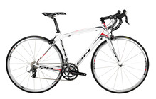 BH Bikes Prisma velo route 7.3 rouge/blanc